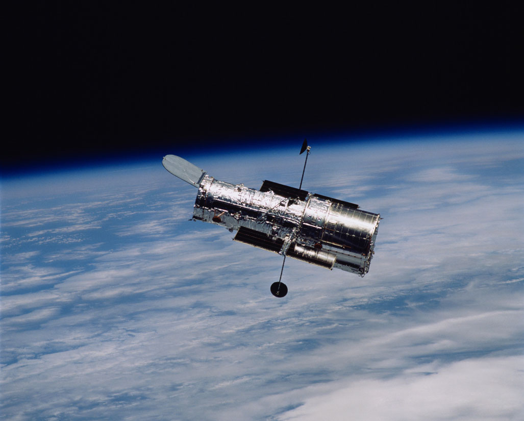 Hubble Space Telescope - NASA image