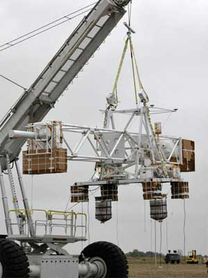 Photo of InFOCus on the crane