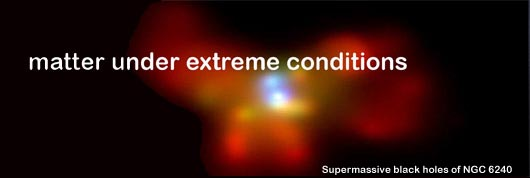 Matter under Extreme conditions