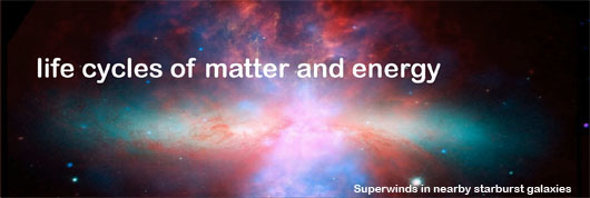 Life Cycles of Matter and Energy