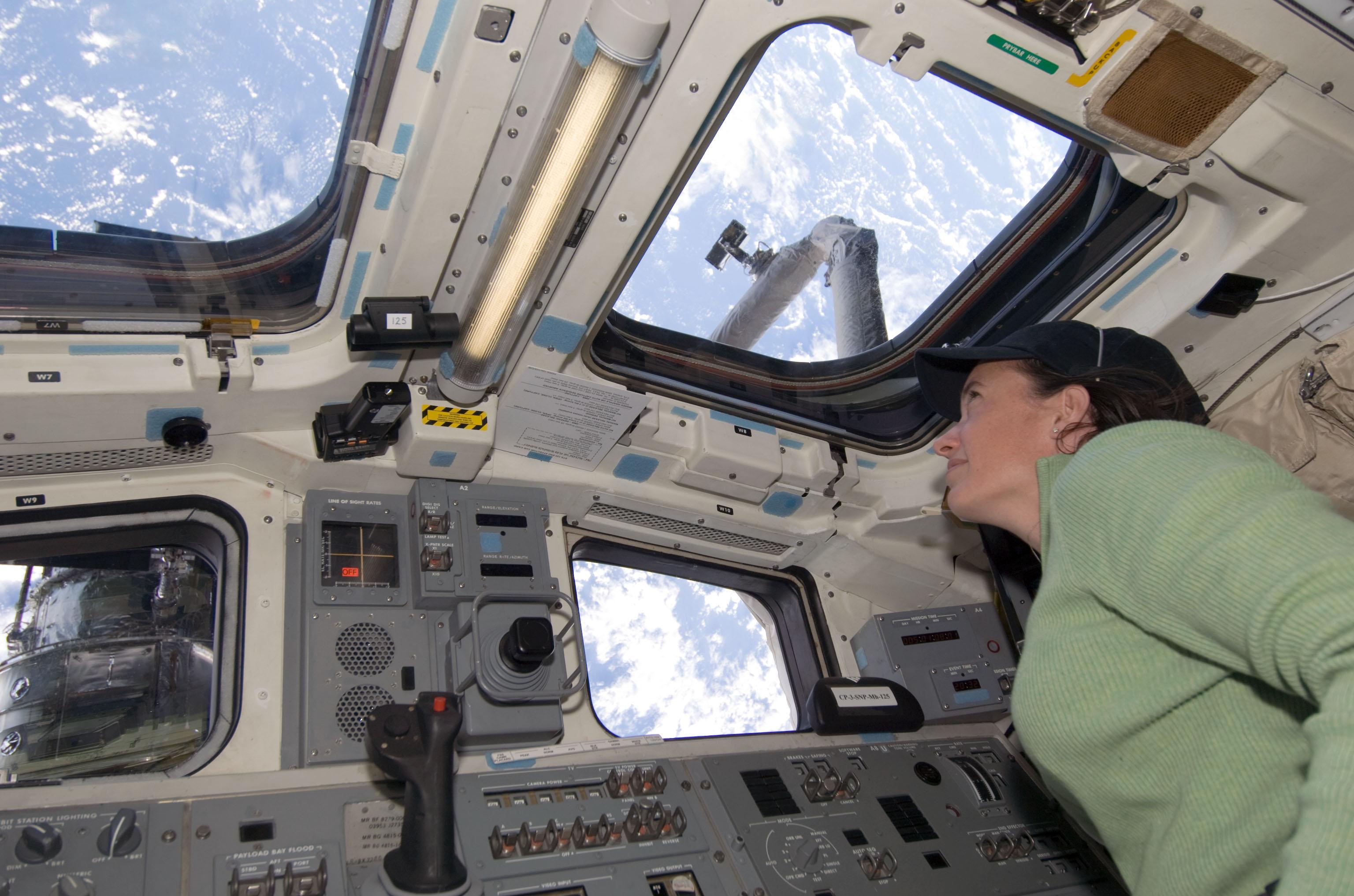 space shuttle window - photo #4