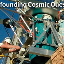 Podcast: Confounding Cosmic Questions