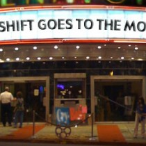 Podcast: Blueshift Goes to the Movies