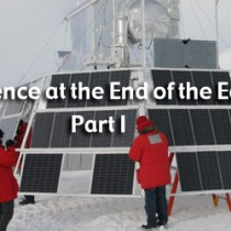 Podcast: Science at the End of the Earth, Part I