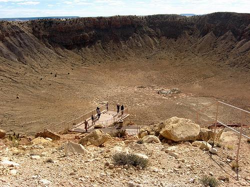 Meteor Crater | NASA Blueshift