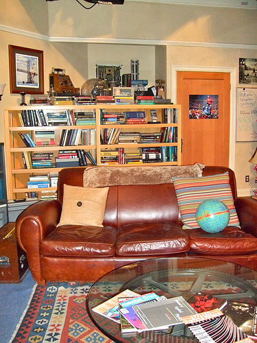 A Chat With Ann Shea Set Decorator For The Big Bang Theory Nasa