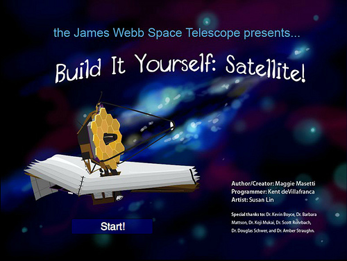 Build It Yourself: Satellite