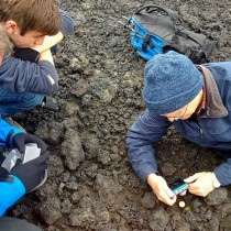 Astrobiology in Iceland