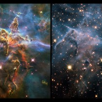 Why Infrared? Nebulae Edition