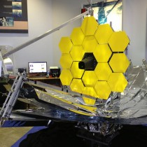 JWST engineering model