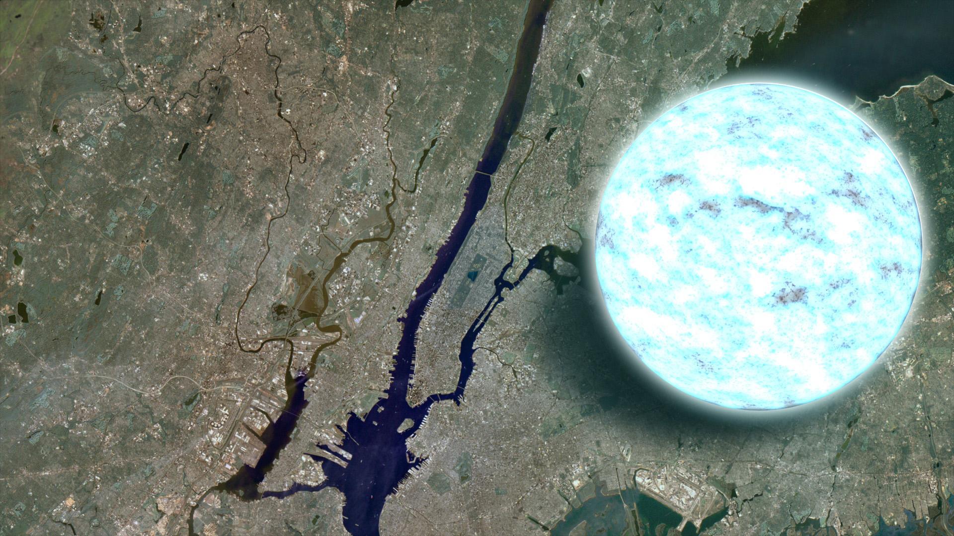 Final Stop: Magnetars   NASA Blueshift