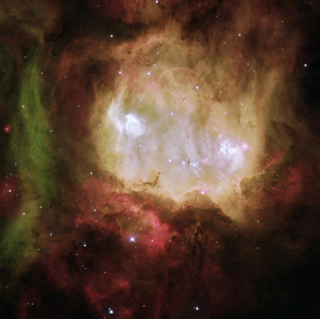 The Ghost Head Nebula