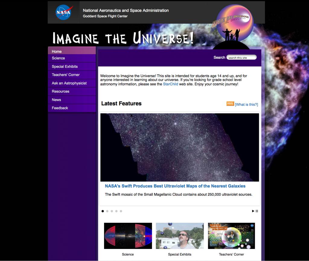 2014 Imagine the Universe