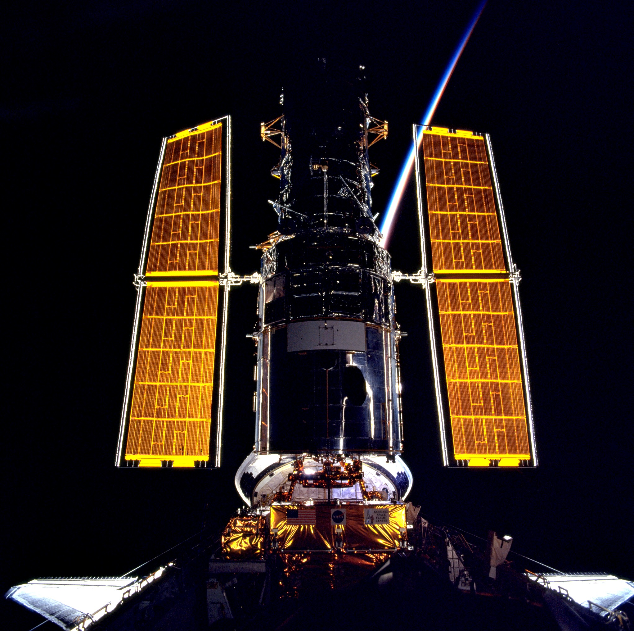 space shuttle hubble - photo #21