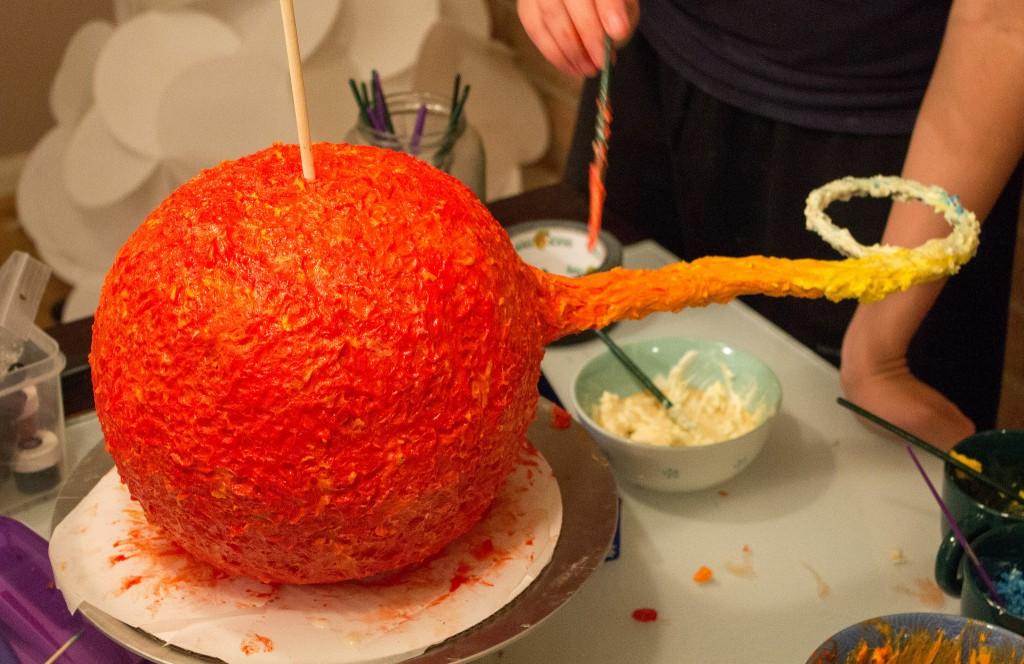 Gamma-ray Novae Cake