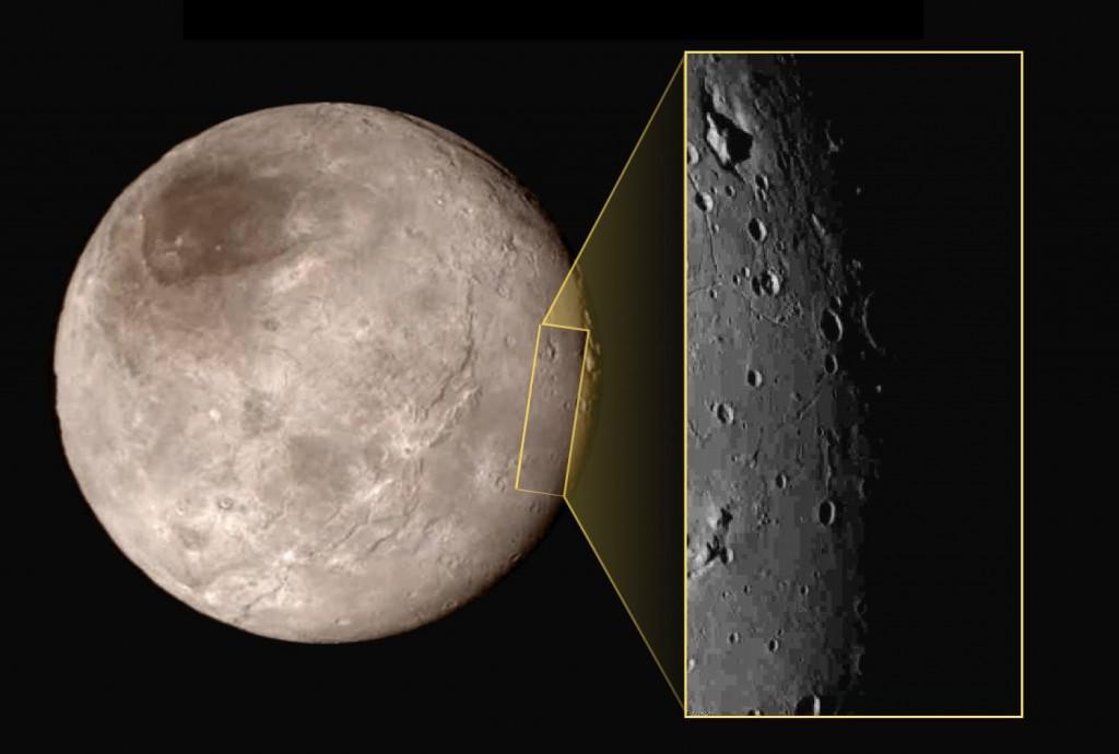 Charon Close-up