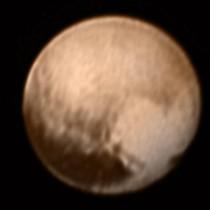 Pluto, July 8