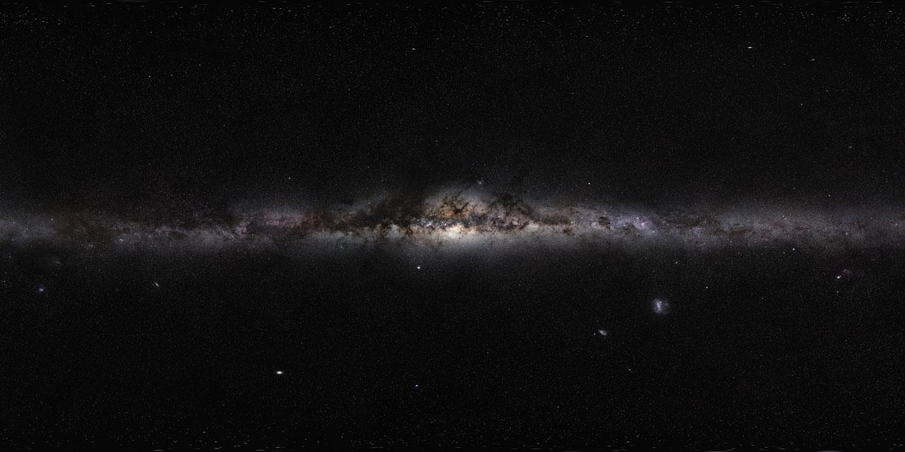 how many stars in the milky way? | nasa blueshift