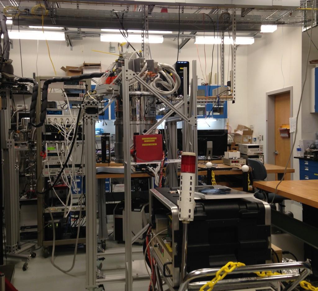 Astro-H Lab