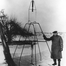 Robert H. Goddard and Liquid-Fueled Rocket