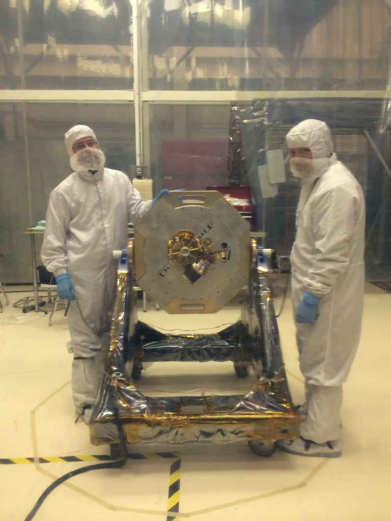 The SXS Detector Assembly