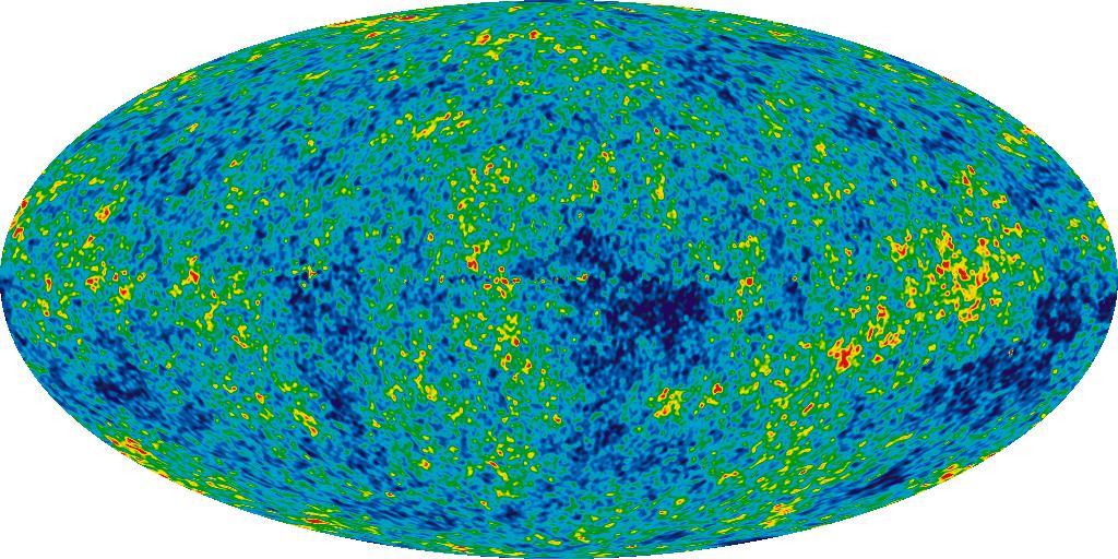 WMAP Universe
