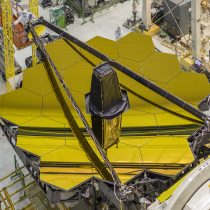 The James Webb Space Telescope's Mirror
