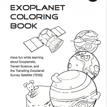 TESS coloring book