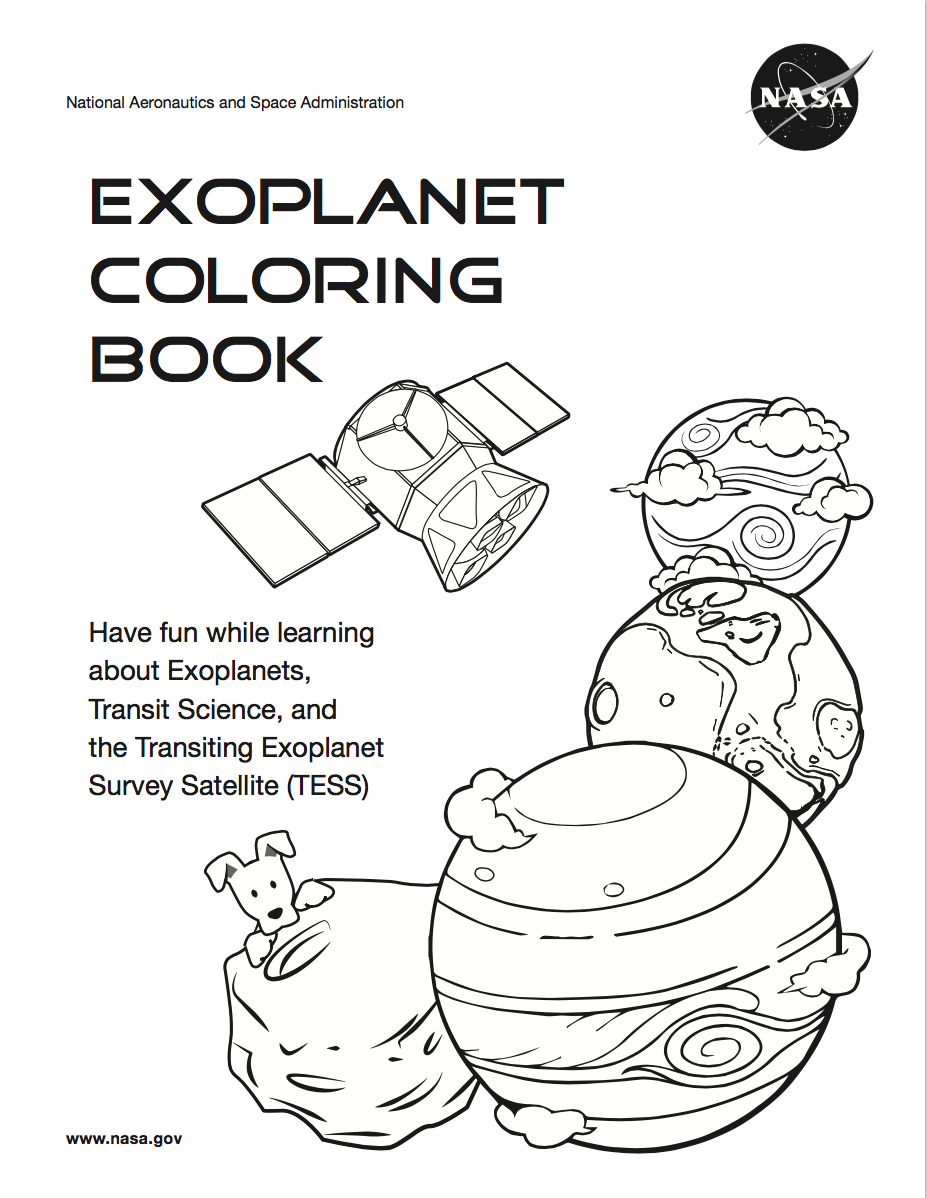 Color Your Own Worlds | NASA Blueshift