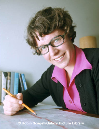 Dr. Jocelyn Bell Burnell