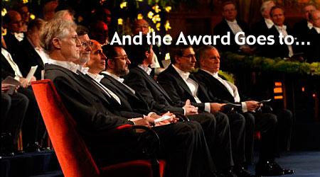 Podcast And The Award Goes To Nasa Blueshift